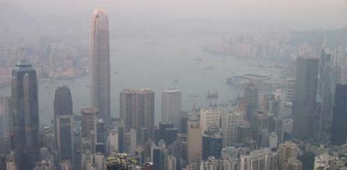 NYC smog and trading