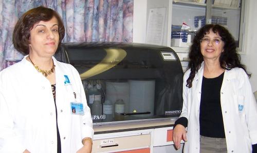 Amal Bishara and Shoshana Israel