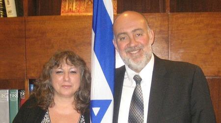 Israel Cancer Association at UN