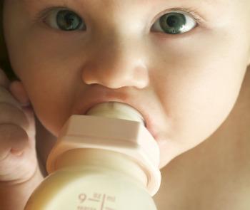 Cow-Milk-Baby-Study