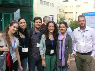 Dr. Micha Fridman and his research team