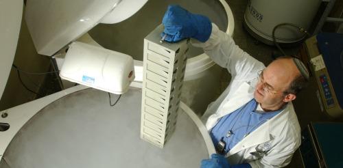 Bone marrow lab