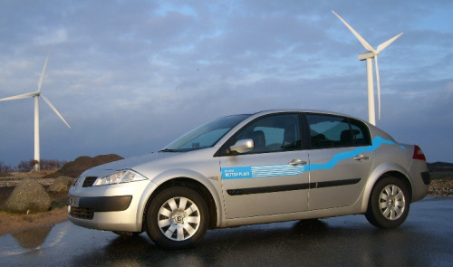Israel-Electric-Car