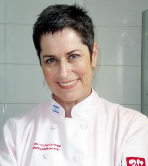 Pastry chef Judith Zer-AvivTikotin Japanese art museum in Haifa