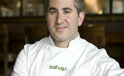 Chef Michael Solomonov of Zahav. Photo by Michael Persico