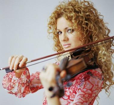 Violinist Miri Ben-Ari