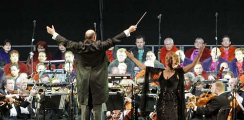 Orchestra and Itay Talgam