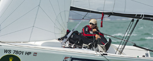 Sailing-Instructor-Linur-Kliger