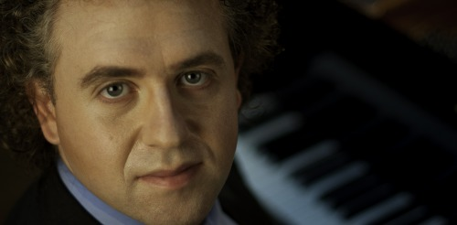 Concert pianist Victor Goldberg