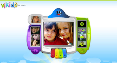 Vikido-Safe-Kids-Site