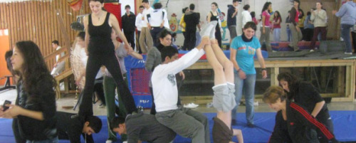 Circus-Coexistence-Project-Students