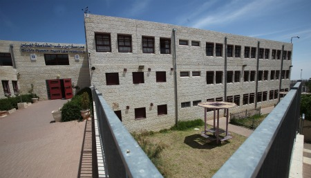 A school in Sur Baher