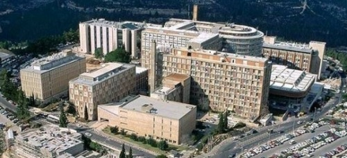 Ein Kerem campus of the Hebrew University
