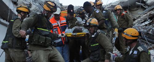 Haiti-Israel-IDF-relief