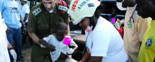 Haiti-Disaster-Israel-Aid