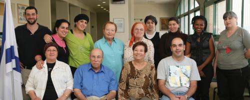 Israel-Free-Loan-Association-Staff