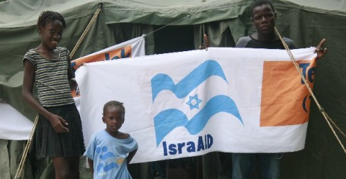 IsraAID in Haiti