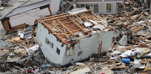 Japan tsunami disaster