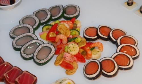 Award-winning dish