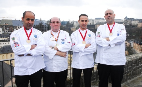 Taste of Peace team