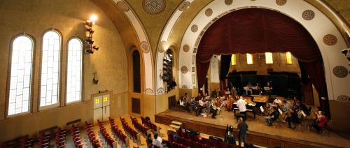 Music-Class-in-the-YMCA-Jerusalem