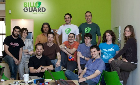 The BillGuard team.