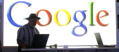 Google presenter