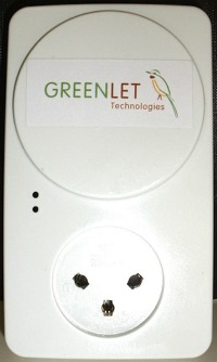 Greenlet outlet