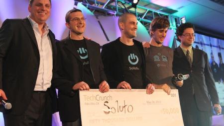 Soluto-Team-at-TechCrunch-Disrupt