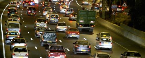 Waze-Traffic
