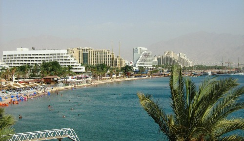 Eilat beaches