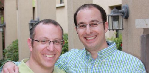 JewishSwap.com founders