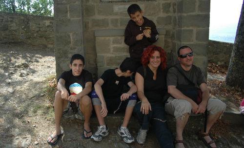Meroz family vacation