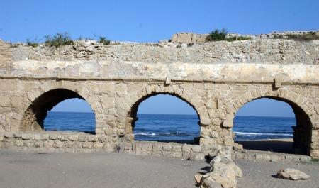 Aqueduct Beach