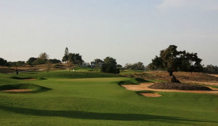 Caesarea golf course