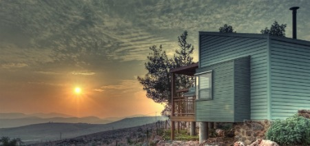 Vered Hagalil cabin views